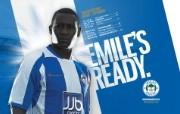 英超联赛球队 EMILE S READY桌面壁纸 官方Wigan Athletic 维冈竞技壁纸 体育壁纸