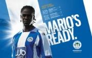 英超联赛球队 MARIO S READY桌面壁纸 官方Wigan Athletic 维冈竞技壁纸 体育壁纸