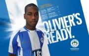 英超联赛球队 OLIVIER S READY桌面壁纸 官方Wigan Athletic 维冈竞技壁纸 体育壁纸