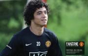 英超联赛球队 官方Manchester United Rafael Da Silva桌面壁纸 红魔曼联壁纸 备战训练 体育壁纸