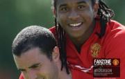 英超联赛球队 官方Manchester United Anderson桌面壁纸 红魔曼联壁纸 备战训练 体育壁纸