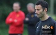 英超联赛球队 官方Manchester United Ryan Giggs桌面壁纸 红魔曼联壁纸 备战训练 体育壁纸