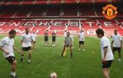 英超联赛球队 官方Manchester United Park桌面壁纸 红魔曼联壁纸 备战训练 体育壁纸