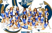 华盛顿奇才队200708赛季官方桌面壁纸 体育壁纸