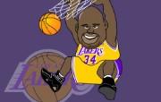 卡通篮球 体育壁纸