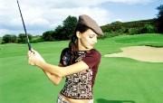 浪漫高尔夫 体育壁纸