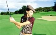 浪漫高尔夫上辑 体育壁纸