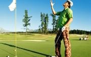 浪漫高尔夫上辑 壁纸11 浪漫高尔夫上辑 体育壁纸