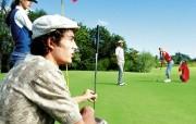 浪漫高尔夫上辑 壁纸18 浪漫高尔夫上辑 体育壁纸
