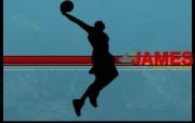 勒布朗 詹姆斯 LeBron James 壁纸8 勒布朗詹姆斯Le 体育壁纸