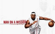 勒布朗 詹姆斯 LeBron James 壁纸10 勒布朗詹姆斯Le 体育壁纸