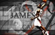 勒布朗 詹姆斯 LeBron James 壁纸11 勒布朗詹姆斯Le 体育壁纸
