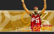 勒布朗 詹姆斯 LeBron James 壁纸12 勒布朗詹姆斯Le 体育壁纸