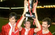 英超联赛球队 官方 1984 dalglish sounesshansen桌面壁纸 Liverpool 利物浦壁纸传奇一刻 体育壁纸