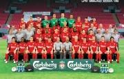 英超联赛球队 官方 0405 squad桌面壁纸 Liverpool 利物浦壁纸传奇一刻 体育壁纸