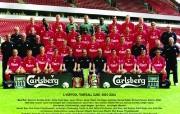 英超联赛球队 官方 Liverpool Classic桌面壁纸 Liverpool 利物浦壁纸传奇一刻 体育壁纸