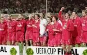 英超联赛球队 官方 UEFA桌面壁纸 Liverpool 利物浦壁纸传奇一刻 体育壁纸
