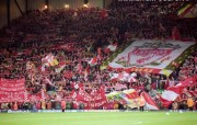 英超联赛球队 官方 KOP桌面壁纸 Liverpool 利物浦壁纸传奇一刻 体育壁纸