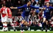 英超联赛球队 官方 Gunning For Glory桌面壁纸 Manchester United 红魔曼联壁纸 200809赛季 体育壁纸