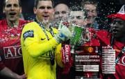 英超联赛球队 官方 United 0 Spurs 0桌面壁纸 Manchester United 红魔曼联壁纸 200809赛季 体育壁纸