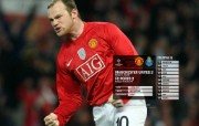 英超联赛球队 官方 United 2 Porto 2桌面壁纸 Manchester United 红魔曼联壁纸 200809赛季 体育壁纸