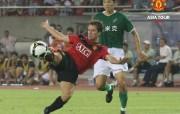 英超联赛球队 官方 Hangzhou Greentown 2 United 8桌面壁纸 Manchester United 红魔曼联壁纸 200809赛季 体育壁纸