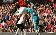 英超联赛球队 官方 Brown vs Liverpool桌面壁纸 Manchester United 曼联壁纸胜利时刻 体育壁纸