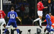 英超联赛球队 官方 Ronaldo s Goal桌面壁纸 Manchester United 曼联壁纸胜利时刻 体育壁纸