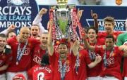 英超联赛球队 官方 Coronation 3桌面壁纸 Manchester United 曼联壁纸胜利时刻 体育壁纸