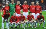 英超联赛球队 官方 Luzhniki XI桌面壁纸 Manchester United 曼联壁纸胜利时刻 体育壁纸