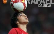 英超联赛球队 官方 Rafael da Silva桌面壁纸 Manchester United 曼联球员壁纸 体育壁纸