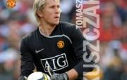 英超联赛球队 官方 Tomasz Kuszczak桌面壁纸 Manchester United 曼联球员壁纸 体育壁纸