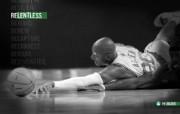 NBA 2009 10赛季波士顿凯尔特人桌面壁纸 Relentless桌面壁纸 NBA200910赛季波士顿凯尔特人桌面壁纸 体育壁纸