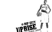 NBA200910赛季波特兰开拓者桌面壁纸 体育壁纸
