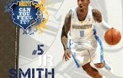 NBA 2009 10赛季丹佛掘金桌面壁纸 JR Smith桌面壁纸 NBA200910赛季丹佛掘金桌面壁纸 体育壁纸
