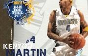NBA 2009 10赛季丹佛掘金桌面壁纸 Kenyon Martin桌面壁纸 NBA200910赛季丹佛掘金桌面壁纸 体育壁纸