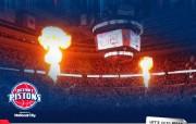 NBA 2009 10赛季底特律活塞球员阵容桌面壁纸 Palace Crowd桌面壁纸 NBA200910赛季底特律活塞球员阵容桌面壁纸 体育壁纸
