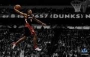 NBA 2009 10赛季多伦多猛龙桌面壁纸 Demar Derozan图片壁纸 NBA200910赛季多伦多猛龙桌面壁纸 体育壁纸