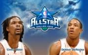 NBA 2009 10赛季多伦多猛龙桌面壁纸 All Star图片壁纸 NBA200910赛季多伦多猛龙桌面壁纸 体育壁纸