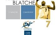 NBA200910赛季华盛顿奇才桌面壁纸 体育壁纸