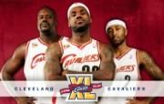 NBA 2009 10赛季克里夫兰骑士桌面壁纸 Cavaliers XL图片壁纸 NBA200910赛季克里夫兰骑士桌面壁纸 体育壁纸