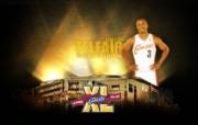 NBA 2009 10赛季克里夫兰骑士桌面壁纸 Telfair图片壁纸 NBA200910赛季克里夫兰骑士桌面壁纸 体育壁纸