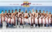 NBA 2009 10赛季克里夫兰骑士桌面壁纸 Team Poster图片壁纸 NBA200910赛季克里夫兰骑士桌面壁纸 体育壁纸