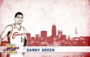 NBA 2009 10赛季克里夫兰骑士桌面壁纸 Green图片壁纸 NBA200910赛季克里夫兰骑士桌面壁纸 体育壁纸