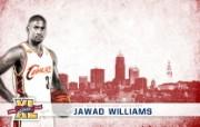 NBA 2009 10赛季克里夫兰骑士桌面壁纸 Williams图片壁纸 NBA200910赛季克里夫兰骑士桌面壁纸 体育壁纸