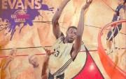NBA 2009 10赛季萨克拉门托国王桌面壁纸 2009 SUMMER CAMP Tyreke Evans桌面壁纸 NBA200910赛季萨克拉门托国王桌面壁纸 体育壁纸
