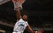 NBA 2009 10赛季犹他爵士桌面壁纸 Karl Malone桌面壁纸 NBA200910赛季犹他爵士桌面壁纸 体育壁纸