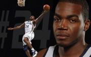 NBA 2009 10赛季犹他爵士桌面壁纸 PAUL MILLSAP桌面壁纸 NBA200910赛季犹他爵士桌面壁纸 体育壁纸