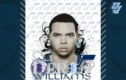 NBA 2009 10赛季犹他爵士桌面壁纸 WILLAMS桌面壁纸 NBA200910赛季犹他爵士桌面壁纸 体育壁纸
