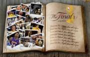 NBA2009总冠军湖人队壁纸 体育壁纸